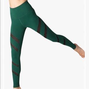 Beyond yoga | Slashed High Waisted Leggings